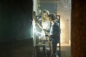 'nancy drew and the hidden staircase' film review: teen detective returns in mostly empowering 21st century version