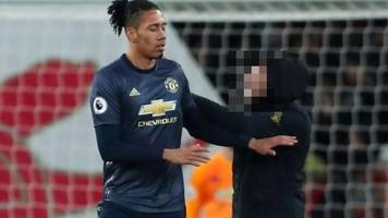 arsenal v manchester united: man charged with smalling assault