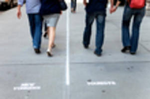 Ask A Native New Yorker: Why Do New Yorkers Walk So Fast?