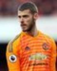 man utd keeper david de gea rinsed by motd pundit for arsenal howler - 'he should save it'