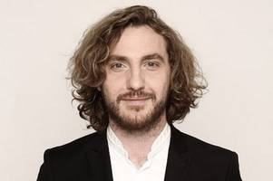 seann walsh makes the first of two stops in the county with his stand-up tour this month