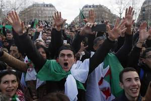 algeria's bouteflika pulls out of race for 5th term