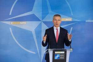 congressional leaders invite nato chief for joint address