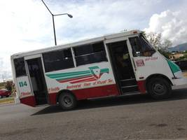 gang takes 19 people from bus in northern mexico