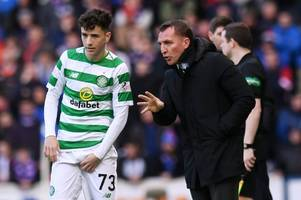 celtic star mikey johnston lifts lid on brendan rodgers' influence and neil lennon's impact