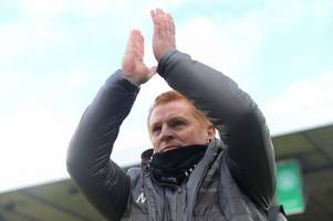 neil lennon needs to land celtic the treble or permanent job will be out of reach - latest podcast