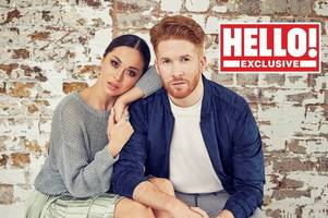 strictly's katya jones 'first thought of husband neil' after seann walsh snog scandal