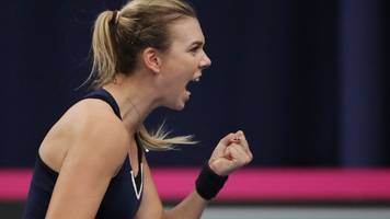 fed cup: revamped tournament could be held as soon as april 2020