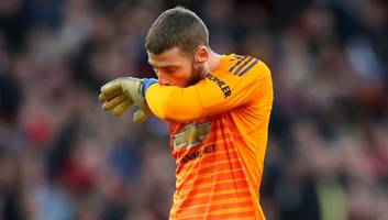 ole gunnar solskjaer denies david de gea is distracted by ongoing man utd contract saga