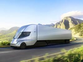 tesla customers can now pay up to $200,000 to reserve the electric semi truck on the company's website (tsla)