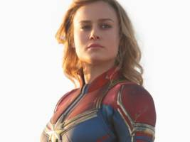 A key 'Captain Marvel' character's introduction was changed to preserve the movie's biggest twist