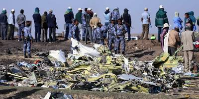 Everything we know about Ethiopian Airlines' deadly crash of a Boeing 737 Max 8, the second disaster involving the plane in 5 months (BA)
