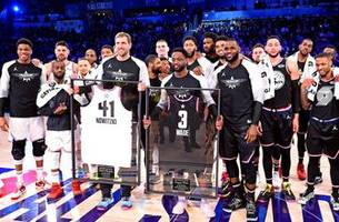 'inside the heat: one last all-star weekend' presents an all-access pass to dwyane wade's final all-star game