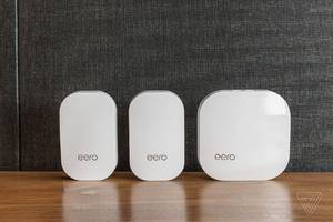 Eero mesh Wi-Fi routers are $100 off today