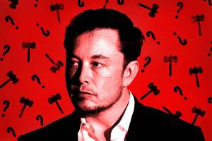 Elon Musk says the SEC is making an 'unconstitutional power grab' over his tweets