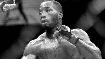 ufc london: mum's mma intervention saved me from trouble - leon edwards