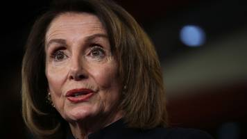 Pelosi Says Impeaching Trump Is 'Just Not Worth' Dividing The Country