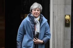 Brexit crisis after MPs vote against Theresa May's deal for the second time