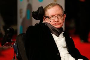 stephen hawking's nurse struck off for failures in care of renowned physicist