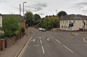 armed police respond to report of man 'holding machete' in farnham