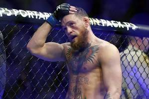 mma fighter conor mcgregor arrested in south florida