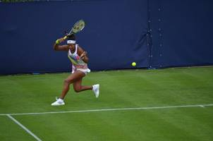 osaka overpowers collins for last-16 berth