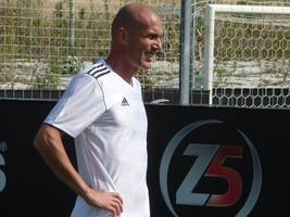 recharged zidane ready for real madrid challenge