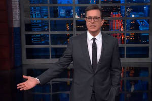 colbert breaks down the college admissions bribery scandal – and brings back 'filliam h muffman' (video)