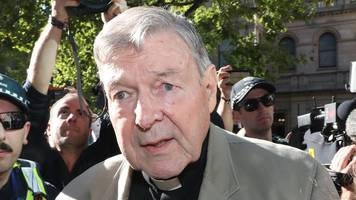 George Pell: Australia court jails cardinal for six years