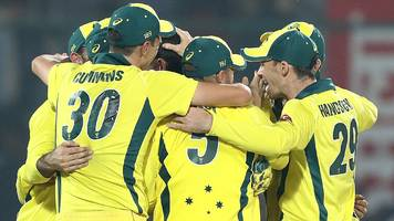 Khawaja century sees Australia win ODI series against India