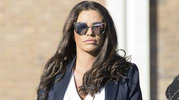ex-model katie price fails to appear at court