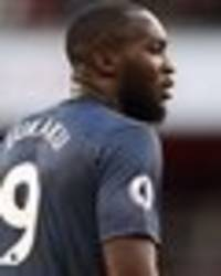 man utd duo slammed for their part in arsenal loss - 'lukaku could have had a hat-trick'