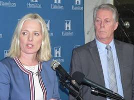 Canada's Environment Minister Catherine McKenna blasts Ontario for ignoring climate change