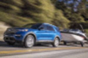 2020 ford explorer fights punctures with self-sealing tires