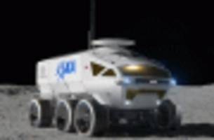 toyota lunar rover concept is out of this world