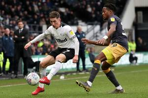 How new rule has saved Derby County ace Harry Wilson from suspension