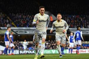 tom lawrence set to return to squad for stoke city game - latest derby county injury news