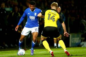 leeds united to make third attempt to sign long-term target; middlesbrough keen on birmingham city star; manchester city interested in norwich city man