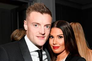 rebekah vardy hits back at trolls after posting picture of her, jamie vardy and newcastle united owner mike ashley on instagram