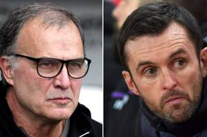 """""""why do i do it?"""" here's what leeds united's marcelo bielsa and other rivals think of stoke city"""