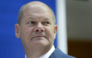 germany's scholz criticised by senior conservative over role in deutsche merger talks