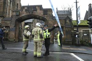IRA Claims Responsibility For Explosive Packages Sent To London, Glasgow