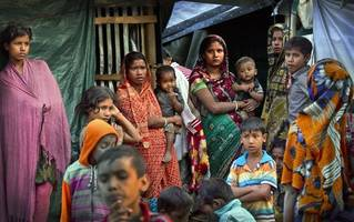 rohingya's arsa condemns violence in refugee camps