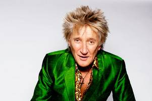 rod stewart at glasgow sse hydro - extra date announced