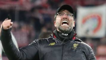 bayern munich 1-3 liverpool: jurgen klopp says reds are among europe's elite again