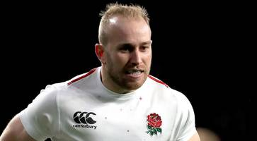 england scrum-half robson ruled out of scotland game