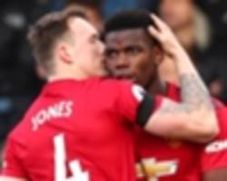 Pogba 'can do what he wants while he plays like this', says Man Utd team-mate Jones