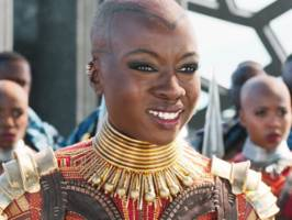 marvel apologized for leaving danai gurira's name off the top of the 'avengers: endgame' poster and shared a new version