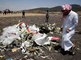 this is one of the black boxes that could unlock the cause of the ethiopian airlines boeing 737 max crash (ba)