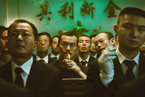 'ash is purest white' film review: jia zhangke unveils another thoughtful epic about china's transformation